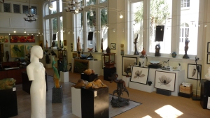 Martin Gallery Interior