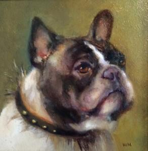 """Fancy Collar"" by Nancy Van Meter"